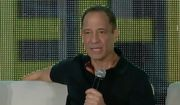 """TMZ founder Harvey Levin said Monday that some of the """"most trusted names"""" in the news business are losing credibility because they pretend to be objective but continue to push an anti-President Trump agenda. (NAB Show)"""