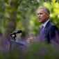 President Obama hailed the Paris agreement on climate change as a historic achievement, but then left it to President Trump, who opposes the deal. (Associated Press)