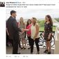 Hollywood producer-director Joss Whedon tweeted out a picture of House Speaker Paul Ryan meeting some teenagers and said they didn't measure up in the attractiveness department.