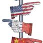 Sign Post of Things to Come Illustration by Greg Groesch/The Washington Times