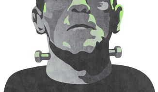 The Horror of Paying $15 per Hour Illustration by Greg Groesch/The Washington Times
