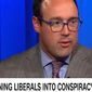 Chris Cillizza, CNN editor-at-large, discusses conspiracy theories trotted out by liberal activists since the election of President Donald Trump. The May 9, 2017, segment also explored social media's ability to encourage confirmation bias in news consumers. (CNN screenshot)