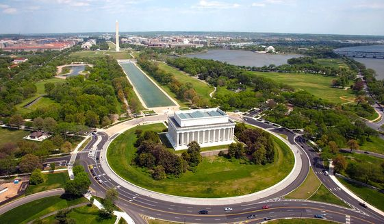 "Despite politics, D.C. is now enjoying record-breaking tourism from those seeking the federal city's ""inventory"" of historic sites. (Library of Congress)"