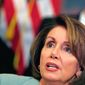 Nancy Pelosi      Getty Images
