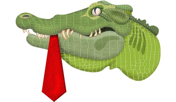 The Swamp is Winning Illustration by Greg Groesch/The Washington Times