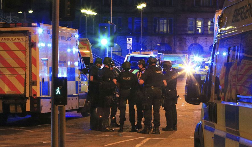 Image result for manchester bombing 2017