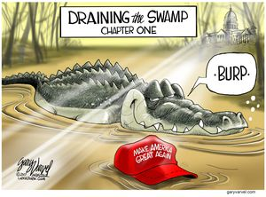 Draining the Swamp: Chapter One