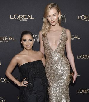 Height of fame: Tallest female celebrities