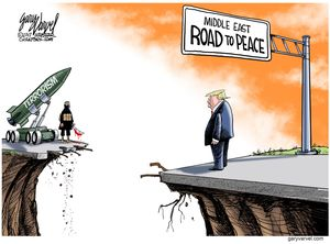 Middle East Road to Peace