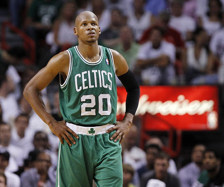 15. Ray Allen played for the Milwaukee Bucks, Seattle SuperSonics, Boston Celtics, and Miami Heat. One of the greatest three point shooters of all time earned $100 million during his playing career.