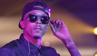 FILE - In this July 6, 2014, file photo, August Alsina performs at the Essence Music Festival in New Orleans. Alsina said in an interview with Jada Pinkett Smith posted to his Instagram account on May 30, 2017, that he has an autoimmune disorder affecting his liver. (Photo by Donald Traill/Invision/AP, File)