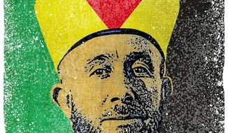 Amin al-Husseini Illustration by Greg Groesch/The Washington Times