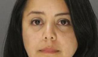 """This undated photo provided by the Dallas County Sheriff's Department shows Victoria Neave. Records show Neave, 36, of Dallas was booked early Wednesday, June 7, 2017, jailed for several hours and then released on $500 bond. A police statement says Neave, who's an attorney, was arrested on suspicion of driving while intoxicated. Democrat Neave, whose District 107 includes parts of Dallas, Mesquite and Garland, staged a four-day fast during the recent session against the so-called """"sanctuary cities"""" bill. (Dallas County Sheriff's Department shows via AP)"""