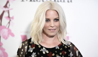 Elizabeth Banks attends the Women In Film 2017 Crystal and Lucy Awards at the Beverly Hilton Hotel on Tuesday, June 13, 2017, in Beverly Hills, Calif. (Photo by Richard Shotwell/Invision/AP)