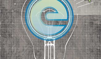 Defunding ARPAe Illustration by Greg Groesch/The Washington Times
