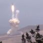 The U.S. Missile Defense Agency, in cooperation with the U.S. Air Force's 30th Space Wing, the Joint Functional Component Command for Integrated Missile Defense, and U.S. Northern Command, successfully intercepts an intercontinental ballistic missile target during a test of the Ground-Based Midcourse Defense element of the nation's ballistic missile defense system.