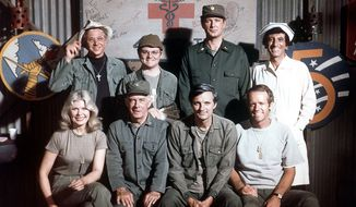 """""""M*A*S*H"""" was a staple of the CBS television network. (Courtesy of 20th Century Fox Home Entertainment)"""