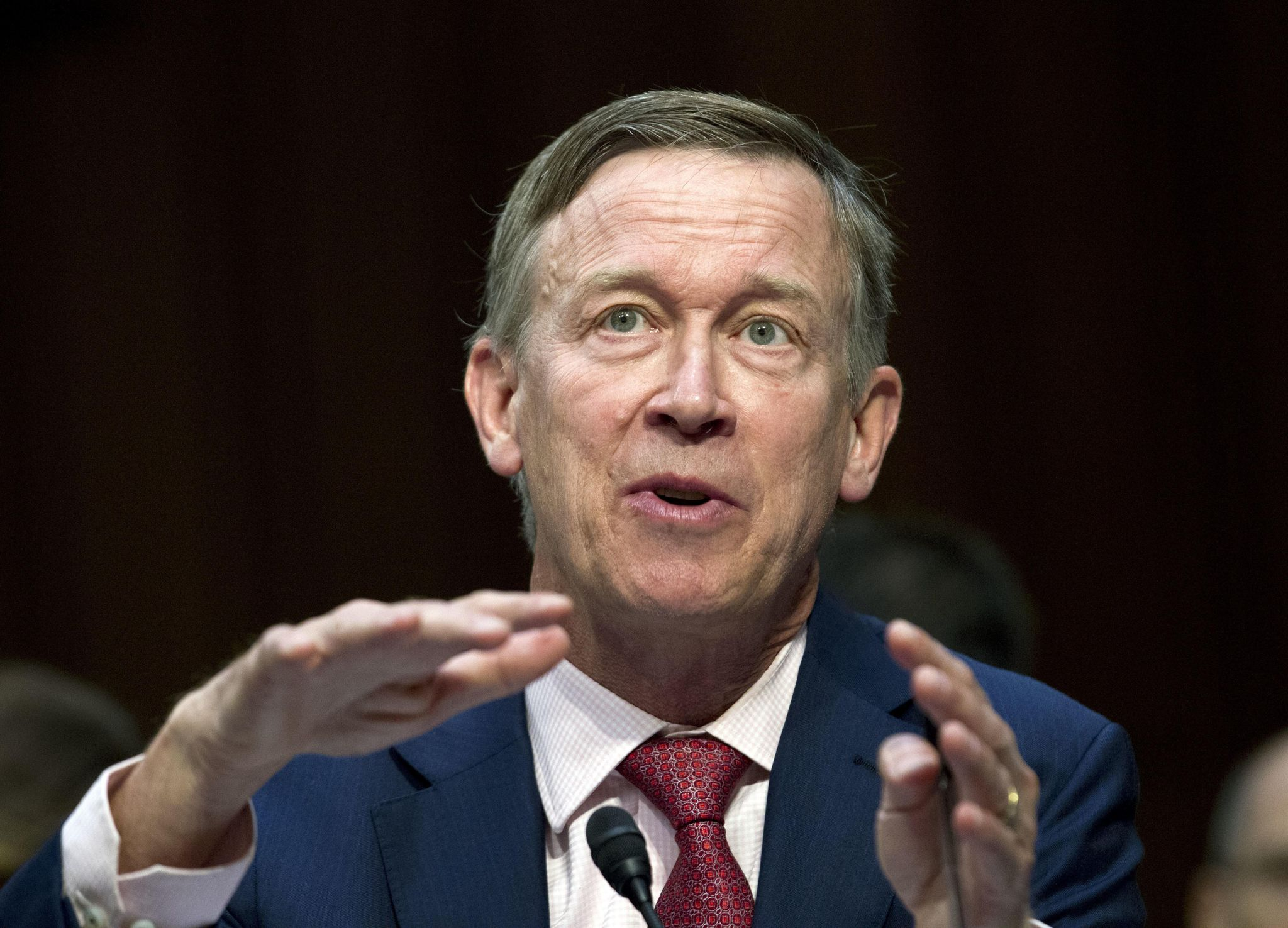John Hickenlooper moves toward 2020 White House bid with 'Giddy Up PAC'