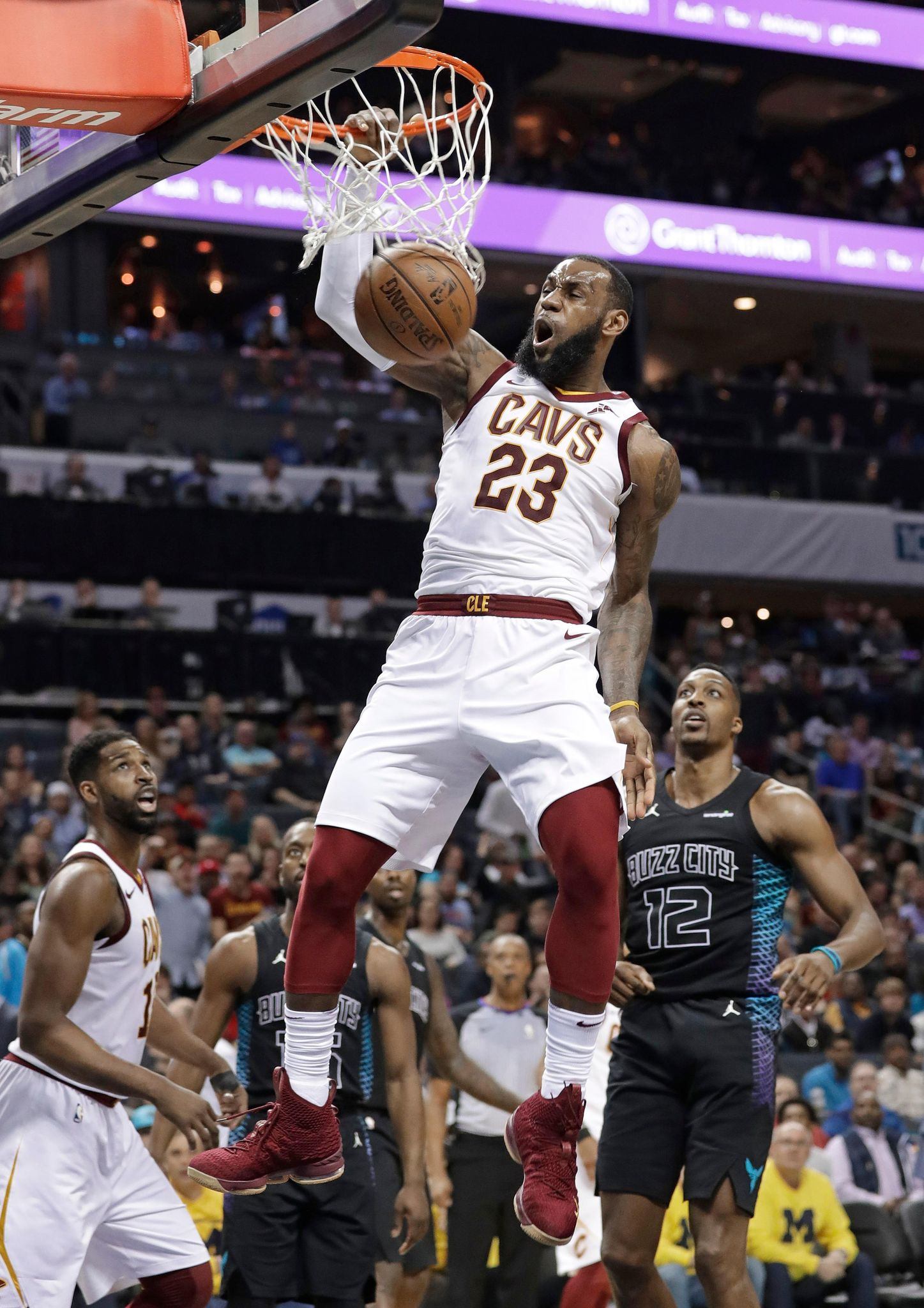 Prime time: LeBron defying age, better than ever at 33