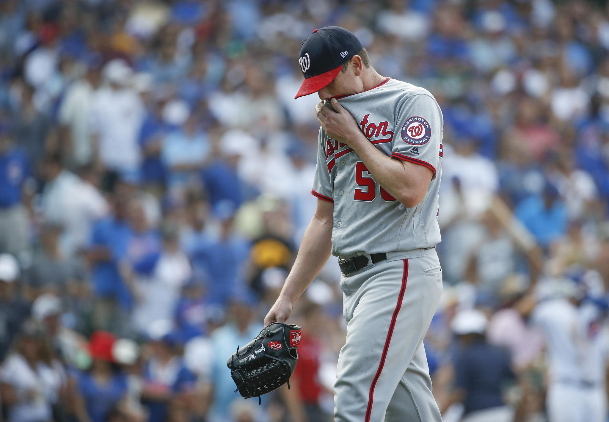 Nationals' starting pitching has imploded after once considered a strength