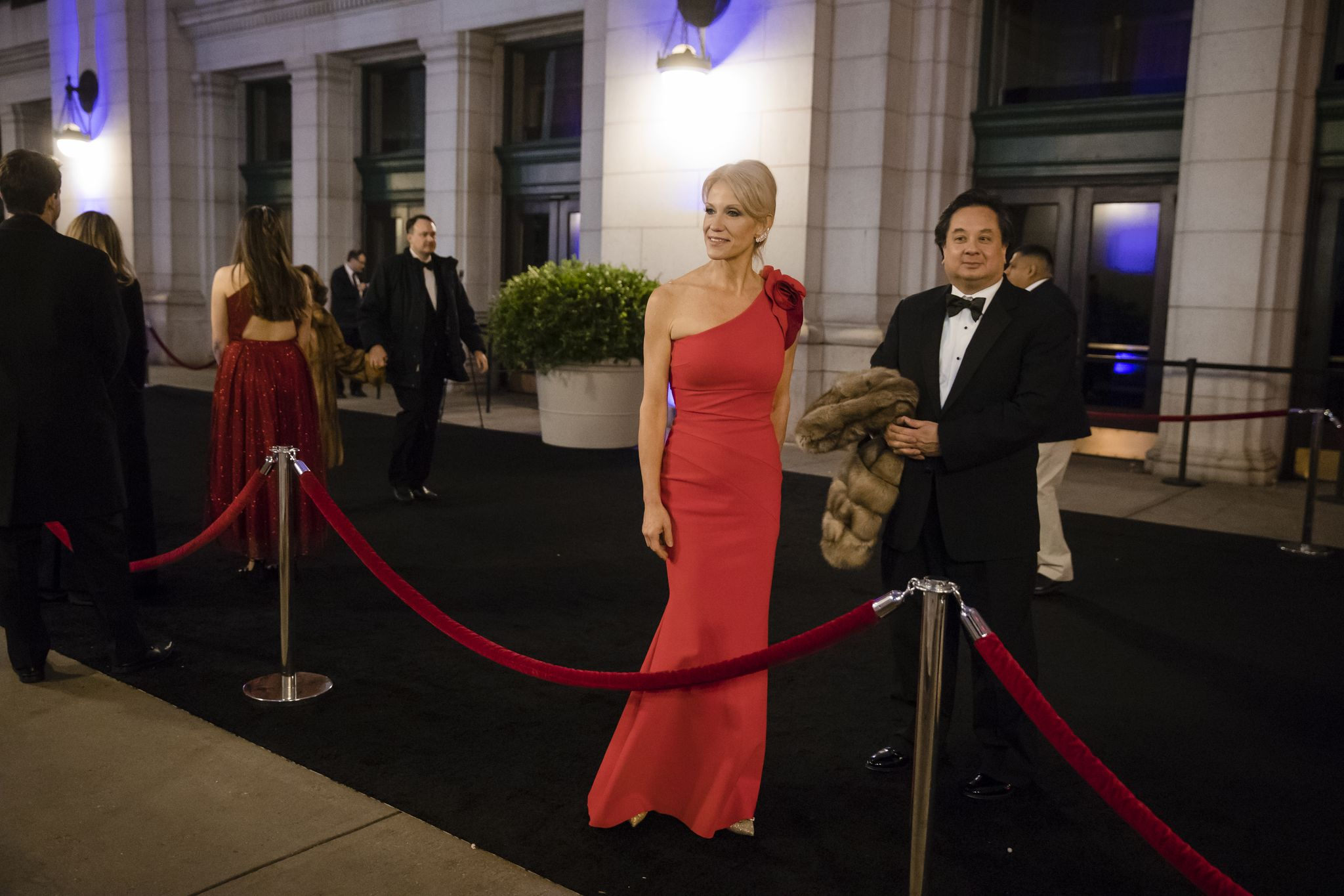 Kellyanne Conway's husband: Donald Trump 'needs a real lawyer'