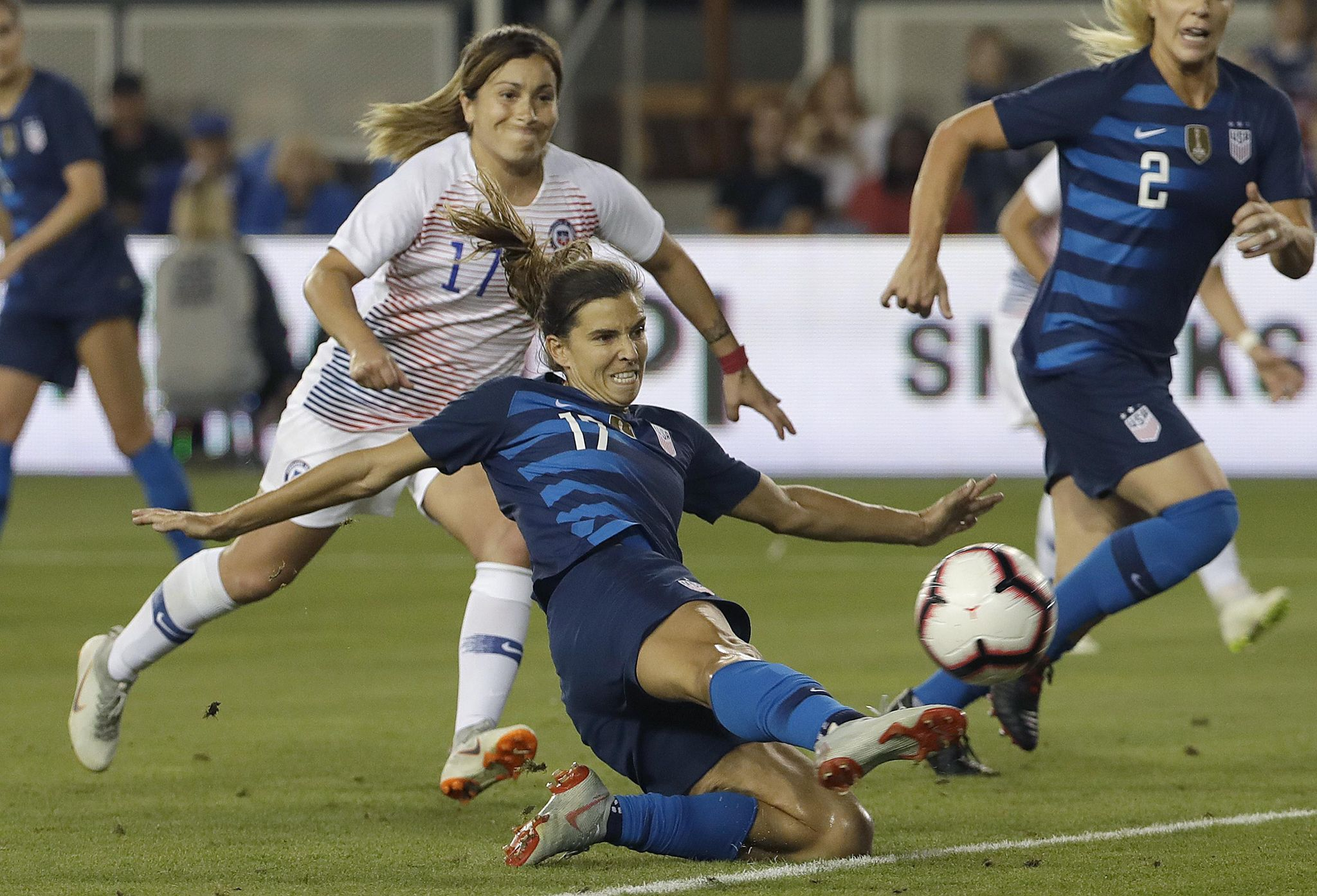 Tobin Heath's time is here with World Cup looming