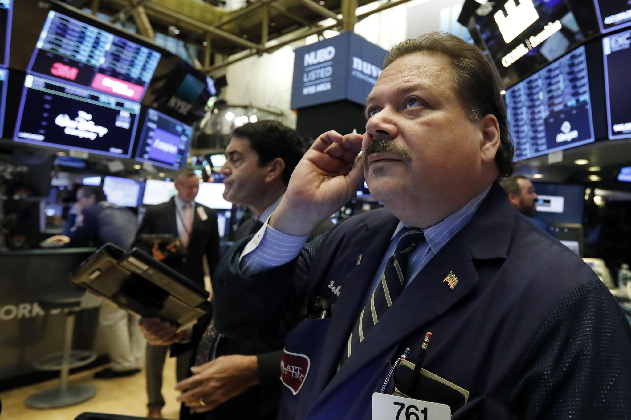 Markets Right Now: US stocks turn higher in midday trading
