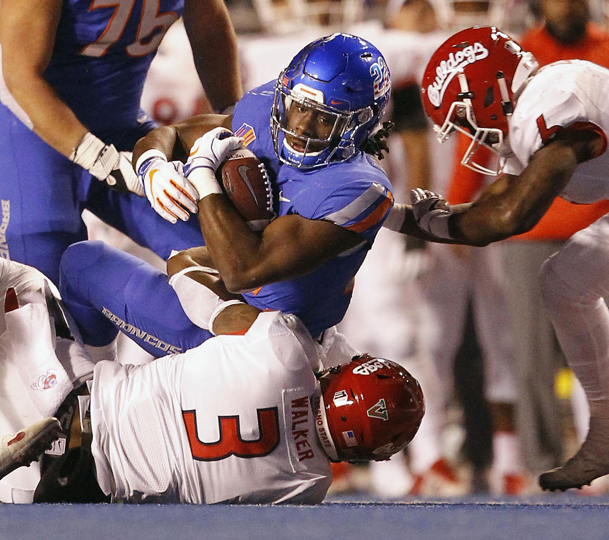 No looking ahead for No. 23 Boise State taking on New Mexico