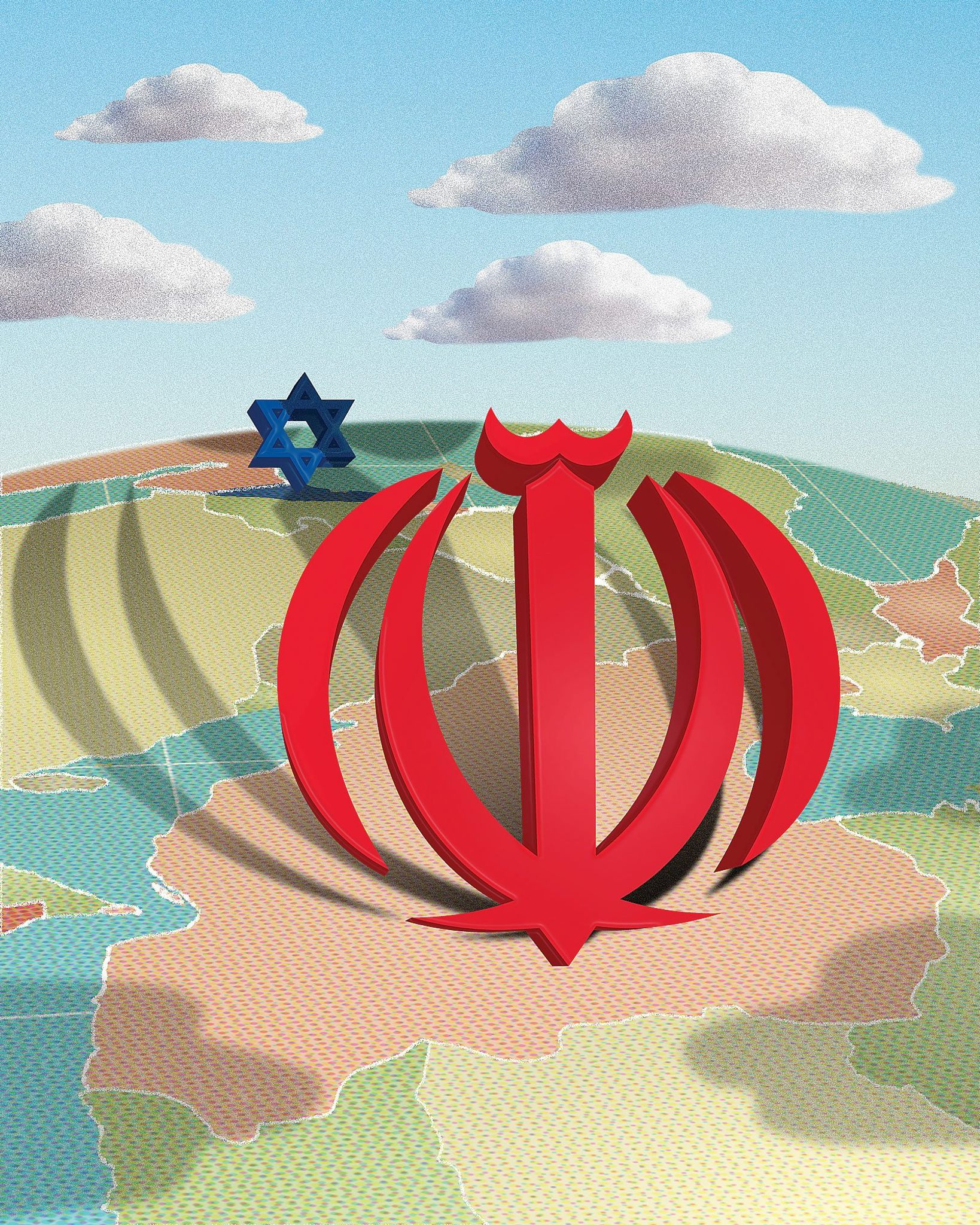 Curbing Iran's ambitions in the Middle East