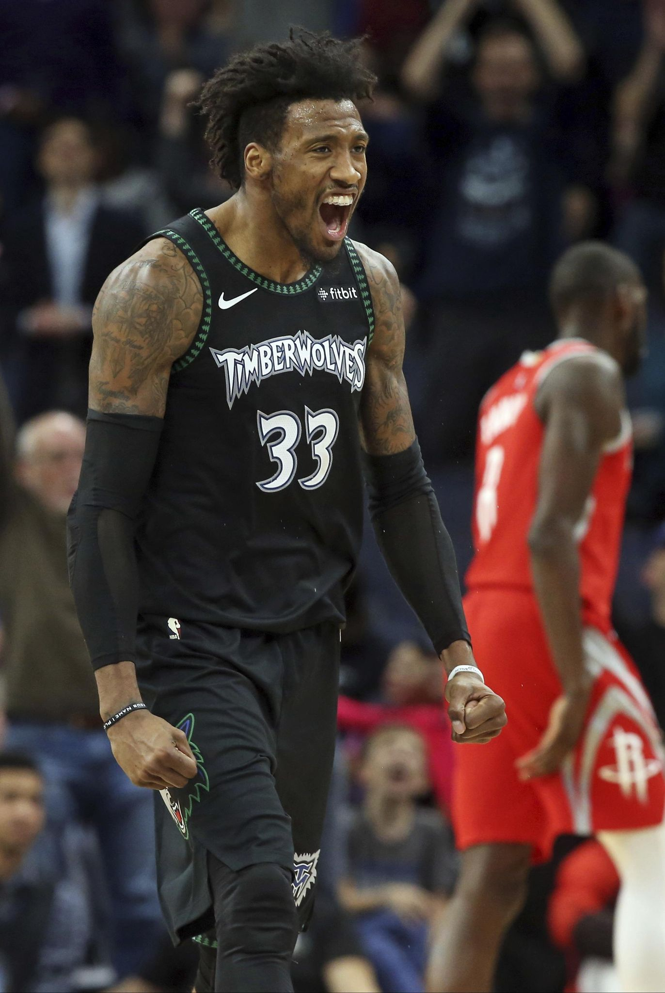 The Timberwolves, finally, are getting it done on defense