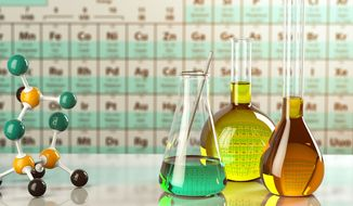 QUIZ: Can you pass this general chemistry test?  (Shutterstock)