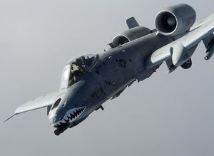 Fire from the clouds: US military close air support