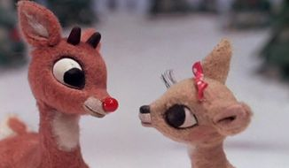 Rudolph the Red-Nosed Reindeer (Courtesy Universal Pictures Home Entertainment)