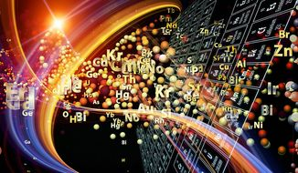 Can you pass an elements of the periodic table test? (Shutterstock)