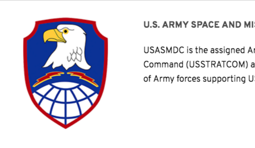 """U.S. Army Space and Missile Defense Command's mission is defined by the U.S. Army to include """"provid[ing] continuous oversight, control, integration, and coordination of Army forces supporting"""" the U.S. Strategic Command. (www.army.mil/organization)"""