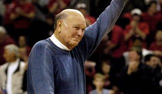 "Lefty Driesell: ""I won at Davidson, at Maryland, at JMU and Georgia State. I know how to coach."""