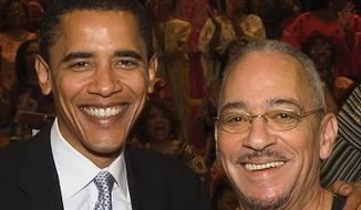 The Rev. Jeremiah Wright