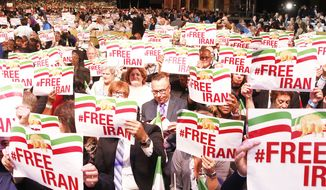 Onwards with the Iranian Resistance (Sponsored by U.S. Foundation for Liberty and Human Rights)