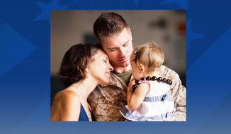 A Month Long Salute to Wounded Warrior Caregivers