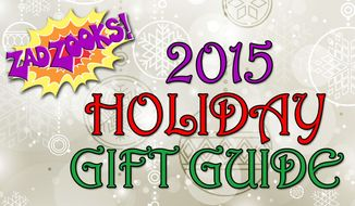 Zadzooks 2015 Holiday Gift Guide
