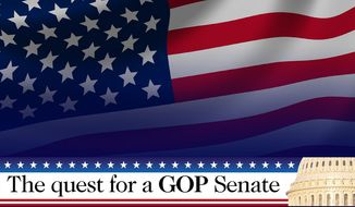 Election Outlook: GOP's Quest for the Senate