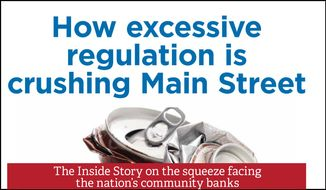 How excessive regulation is crushing Main Street