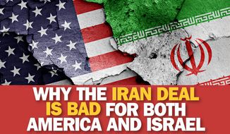 Why the Iran Deal is Bad for Both America and Israel