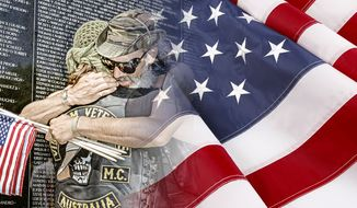 Rolling Thunder Holds 30th Ride for Freedom