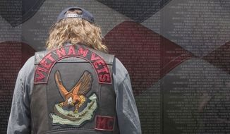 Rolling Thunder 2016: We Will Not Forget