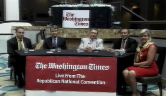 Times Convention Chatter: Part 1 (8/23/2012)