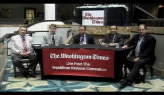 Times Convention Chatter (8/22/2012)
