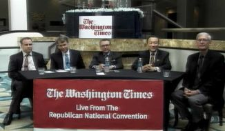 Times Convention Chatter: Part 1 (8/24/2012)