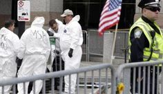 Raw: Investigators Still on Boston Bomb Scene