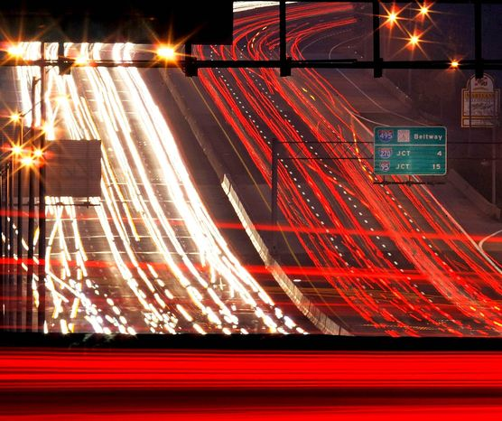 Washington's Capital Beltway (Getty Images )